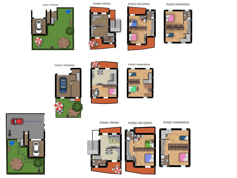 Affordable ricerche correlate a progetti case a schiera for Progetto casa in legno dwg