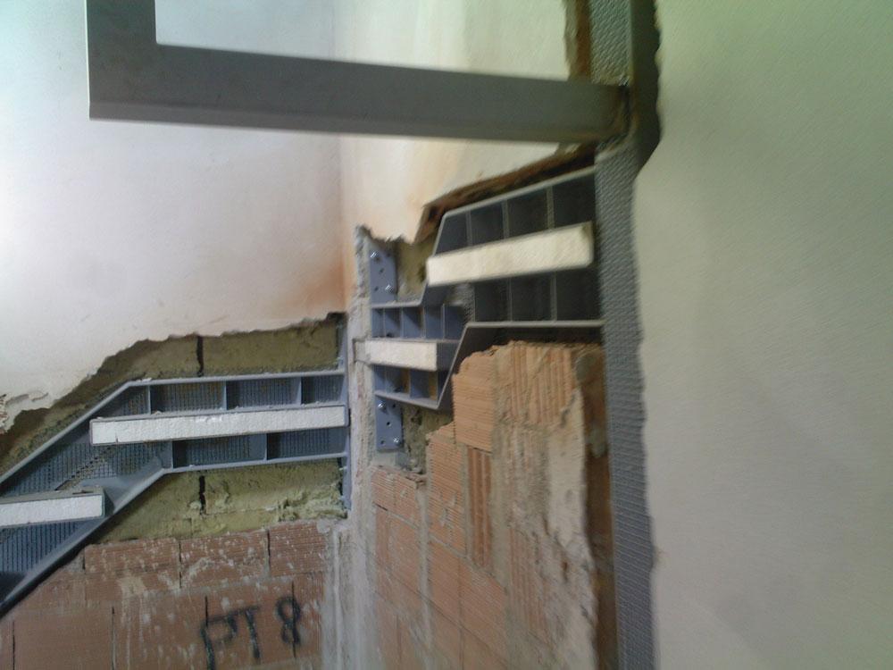 Becherinicase tecniche - Scale a sbalzo in cemento ...